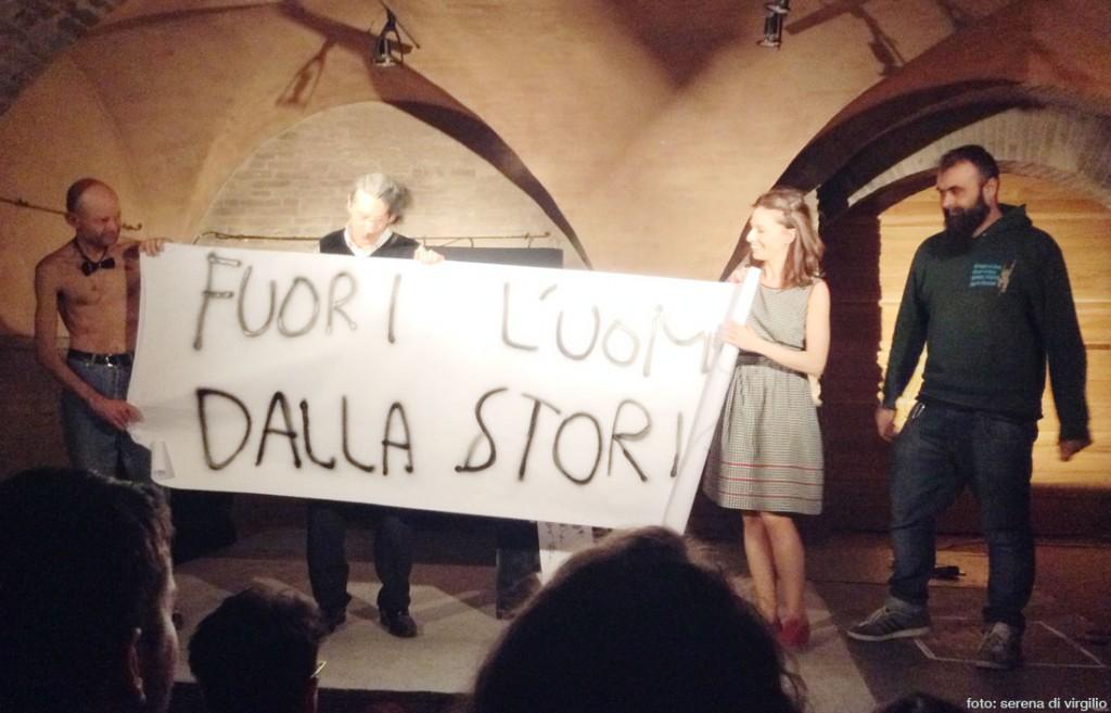 Maicol&Mirco, Teatro Rebis